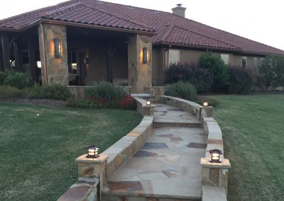 Burleson Backyard Upgrades