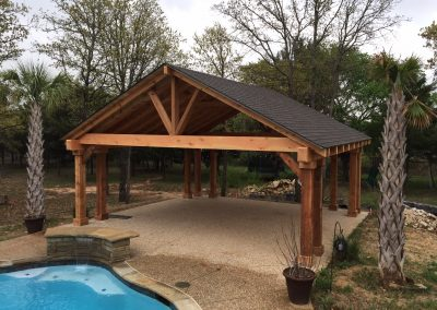 Patio Covers Gable Roofs