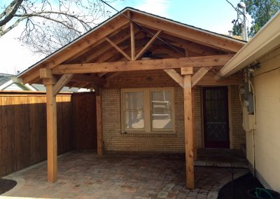Patio Covers & Gable Roofs