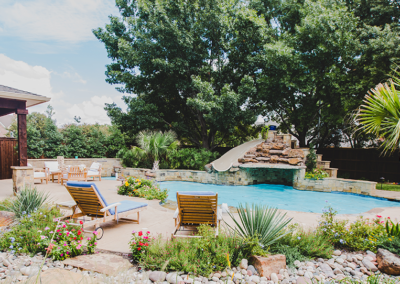 Outdoor Oasis Panther City Arbor & Patio Fort Worth