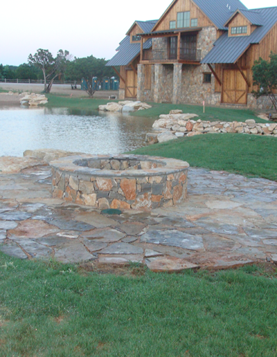 The Harbor Fire Pit